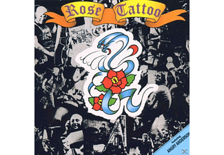 Rose Tattoo - ROCK N ROLL OUTLAW - (CD)