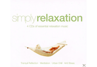 VARIOUS - Simply Relaxation - (CD)