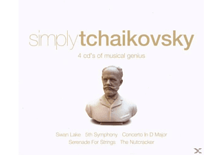 VARIOUS - Simply Tchaikovsky - (CD)