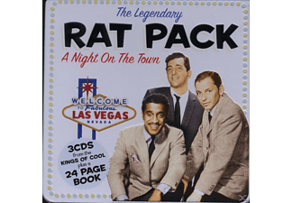The Legendary Rat Pack - A Night On The Town Tin - (CD)