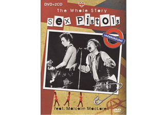 Sex Pistols - The Whole Story (DVD + CD)