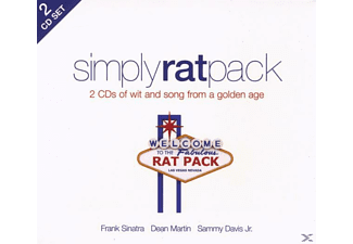 VARIOUS - Simply Rat Pack (2cd) [CD]