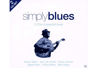 VARIOUS - Simply Blues - (CD)