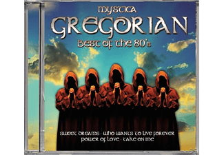 VARIOUS - Mystica Gregorian-Best Of The 80's - (CD)