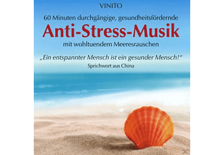 Vinito - Anti-Stress-Musik - (CD)