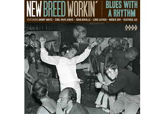 VARIOUS - New Breed Workin-Blues With A Rhythm - (CD)