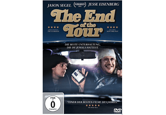 The End Of The Tour - (DVD)