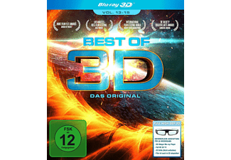 Best of 3D - Das Original - Vol. 13-15 [3D Blu-ray]