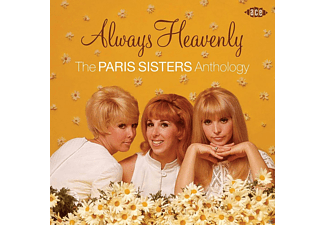 Paris Sisters - Always Heavenly-The Paris Sisters Anthology - (CD)