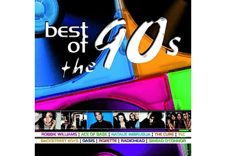 VARIOUS - Best Of-The 90s - (CD)