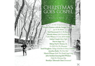VARIOUS - Christmas Goes Gospel Vol.2 - (CD)
