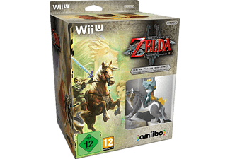 The Legend of Zelda: Twilight Princess HD + Amiibo + Audio CD NL/FR WII U