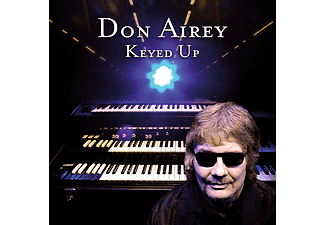 Don Airey - Keyed Up (CD)
