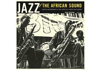 Chris Mcgregor - Jazz-The African Sound - (CD)