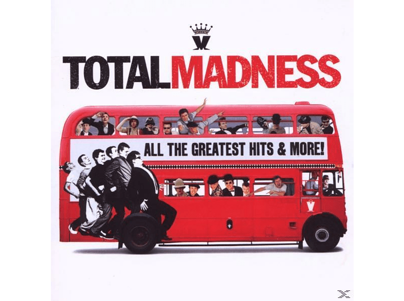 Madness - Total Madness [CD + DVD Video]