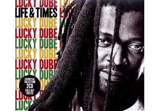 Lucky Dube - Life & Times-Essential Collection - (CD)