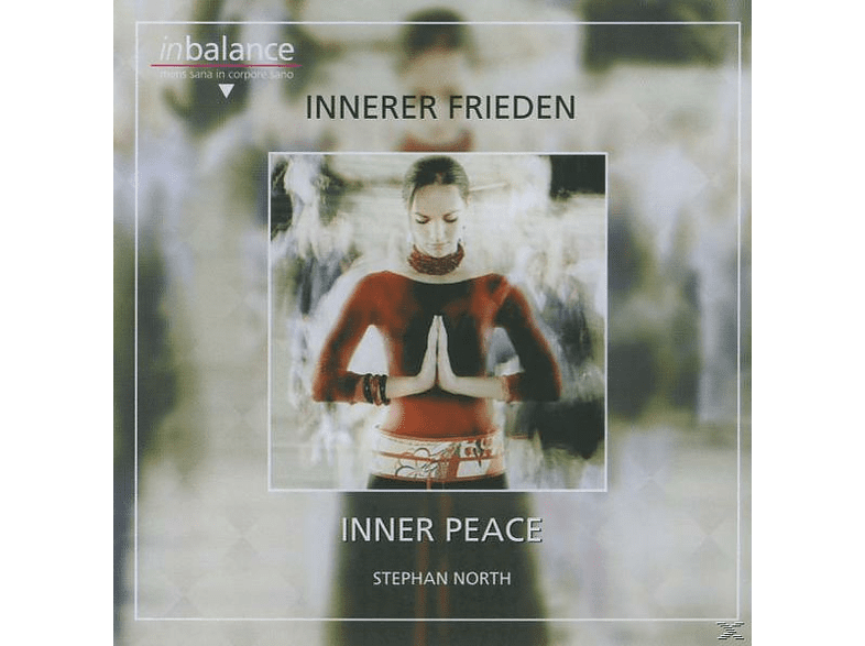 Stephan North - Inner Peace/Innerer Frieden [CD]