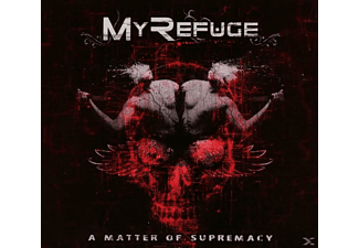 My Refuge - A Question Of Supremacy - (CD)