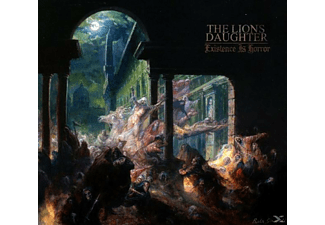 Lion's Daughter - Existence Is Horror - (CD)