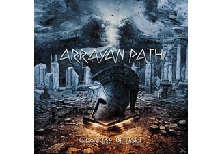 Arrayan Path - Chronicles Of Light - (CD)