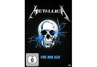 Metallica - Live & Raw - (DVD)