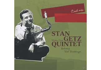 Stan Quartet Getz - Cool Mix - (CD)