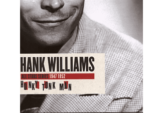 Hank Williams - Honky Tonk Man - (CD)