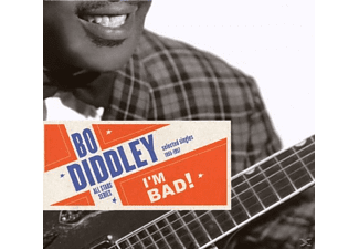 Bo Diddley - I'M Bad! - (CD)