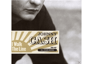 Johnny Cash - I Walk the Line - (CD)