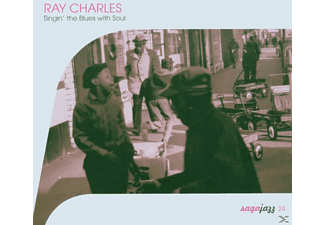 Ray Charles - Singin' The Blues With Soul - (CD)
