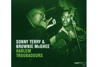 Terry, Sonny & McGhee, Brownie - Harlem Troubadours - (CD)