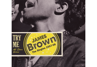 James Brown - Try Me - (CD)