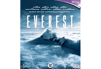 Everest 3D | 3D Blu-ray