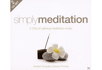 VARIOUS - Simply Meditation - (CD)