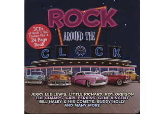 VARIOUS - Rock Around The Clock Tin - (CD)