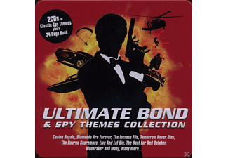 VARIOUS - Ultimate Bond & Spy Themes (Lim.Metalbox ed.) - (CD)