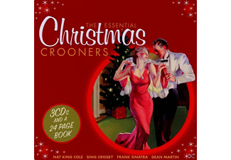 VARIOUS - Essential Christmas Crooners (Lim. Metalbox Ed.) - (CD)