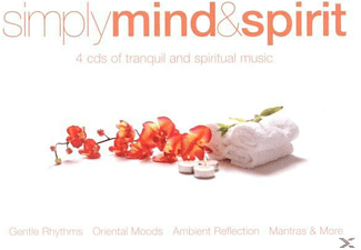 VARIOUS - Simply Mind & Spirit - (CD)