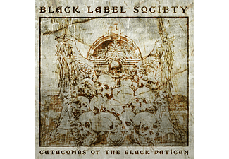 Black Label Society - Catacombs of The Black Vatican (Vinyl LP (nagylemez))