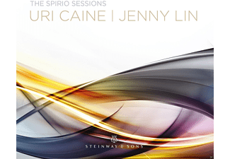 Uri Caine, Jenny Lin - The Spirio Sessions - (CD)