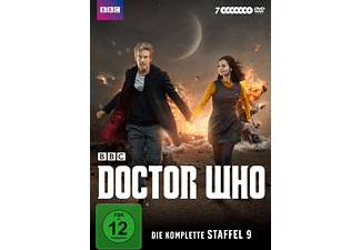 Doctor Who - Staffel 9 - (DVD)