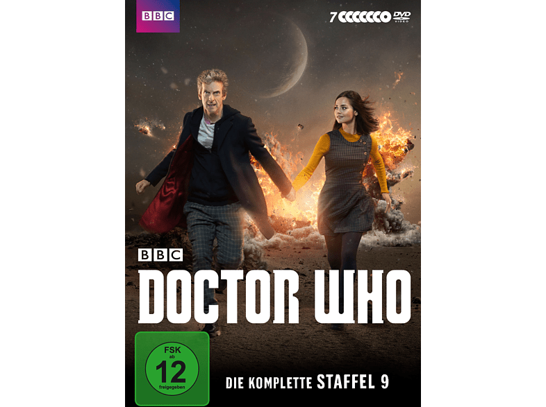 Doctor Who - Staffel 9 [DVD]