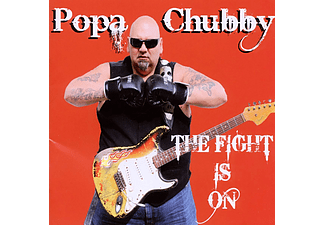 Popa Chubby - The Fight Is On (Vinyl LP (nagylemez))
