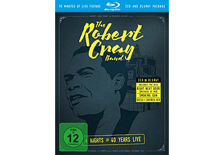 The Robert Cray Band - 4 Nights of 40 Years Live (Blu-ray)