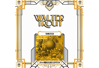 Walter Trout - Transition - 25th Anniversary Edition (Vinyl LP (nagylemez))