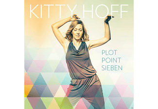 Kitty Hoff - Plot Point Sieben - (CD)