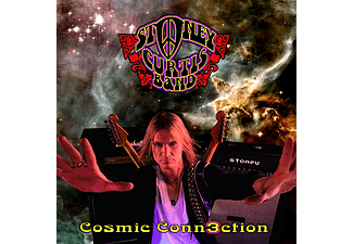 Stoney Curtis Band - Cosmic Connection (CD)