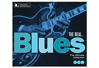 Various - The Real... Blues: The Ultimate Collection - (CD)