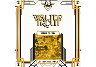 Walter Trout - Breakin' The Rules - 25th Anniversary Edition (Vinyl LP (nagylemez))