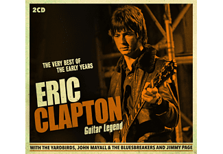 Eric Clapton - Guitar Legend / The Very Best Of The Early Years CD